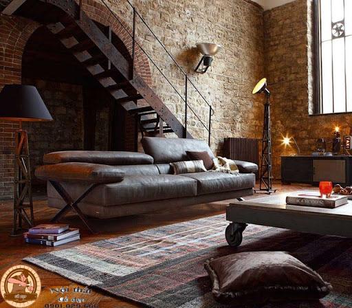 Phong cách thiết kế nội thất Retro ngày càng được ưa chuộng